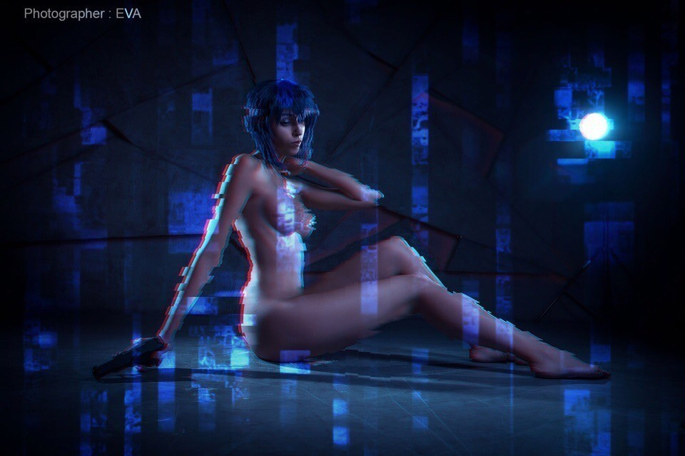 Motoko Kusanagi (Ghost in the Shell: First Assault Online)