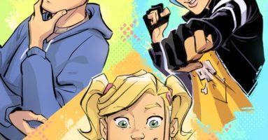 Комикс «Счастливого Конца Света» (1 выпуск)