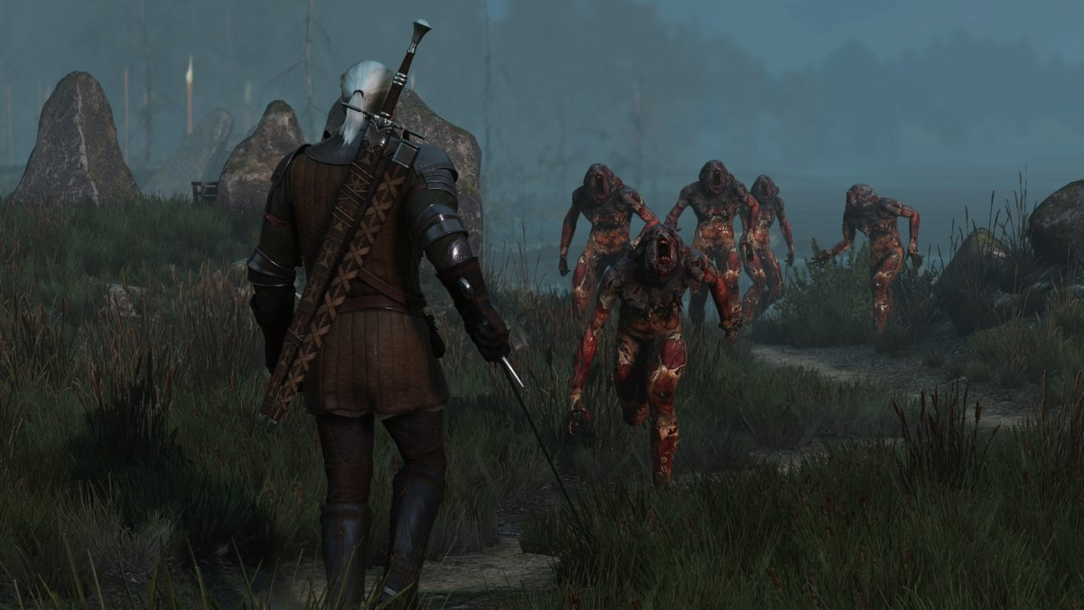 VGX Sword Walking