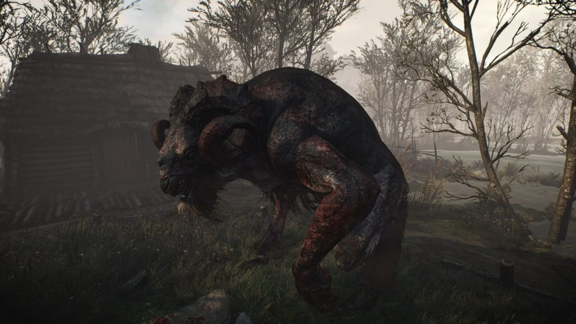 HDMR - HD Monsters Reworked mod