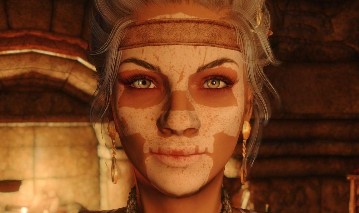 Improved Eyes Skyrim