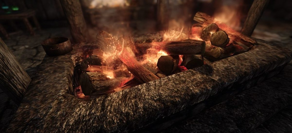 KD - Realistic Fireplaces V3