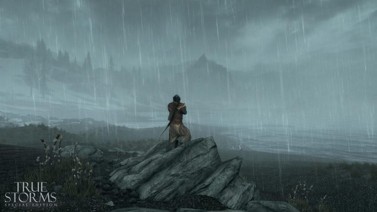 True Storms - Thunder and Rain Redone