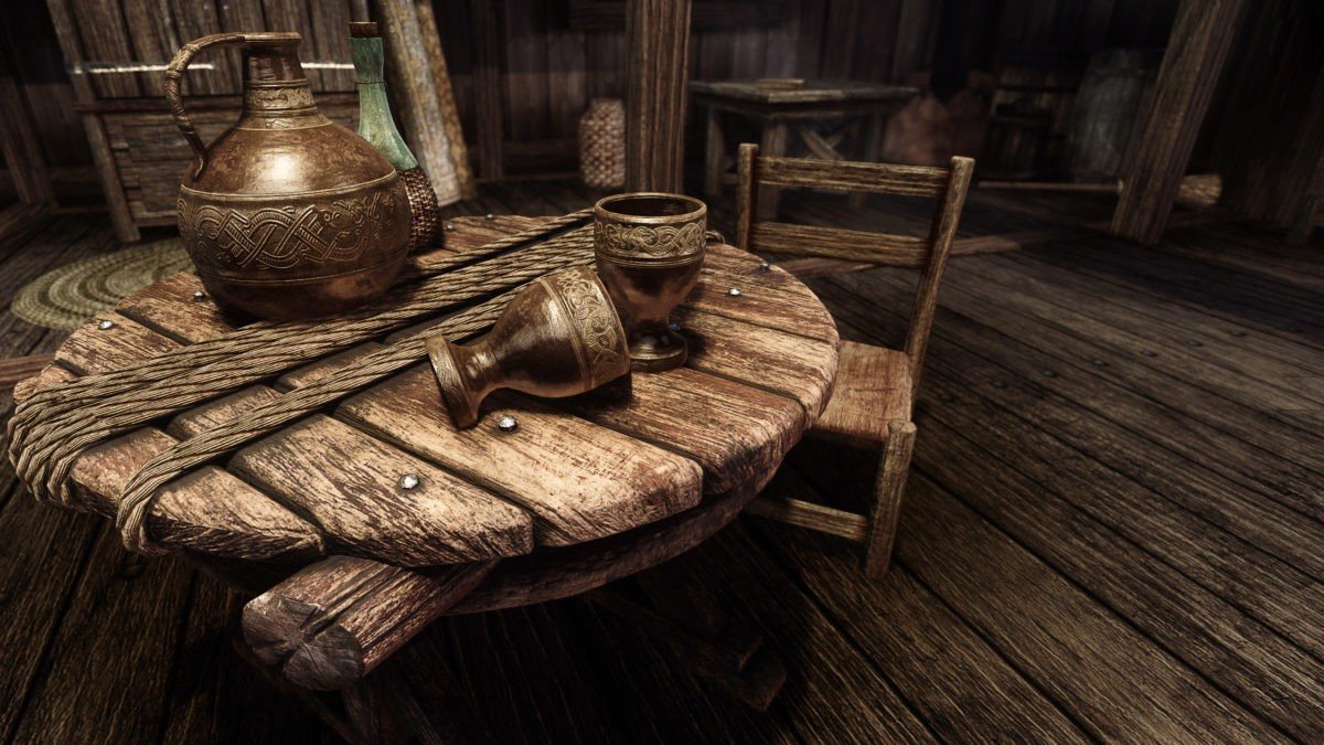 Vanilla Table Replacers