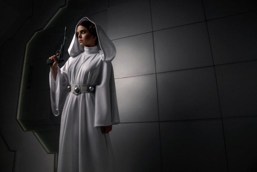 """Лучшие косплеи по """"Звёздным войнам"""""""