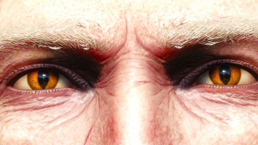 Реалистичные глаза