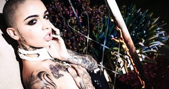 Татуированные: лучшие порноактрисы с татуировками