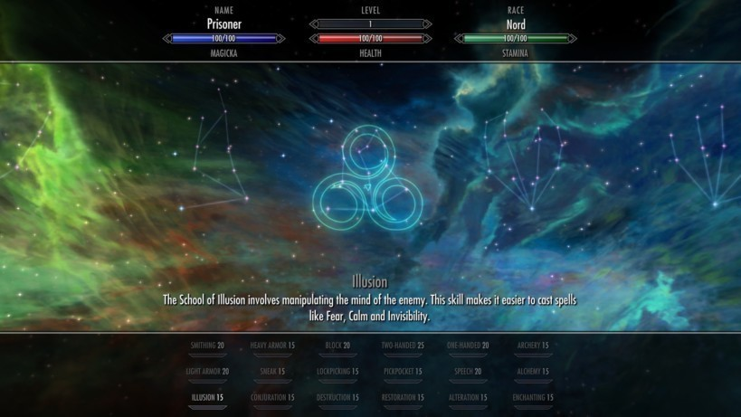 Extended UI