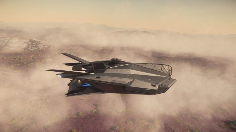 Star Citizen - Nomad