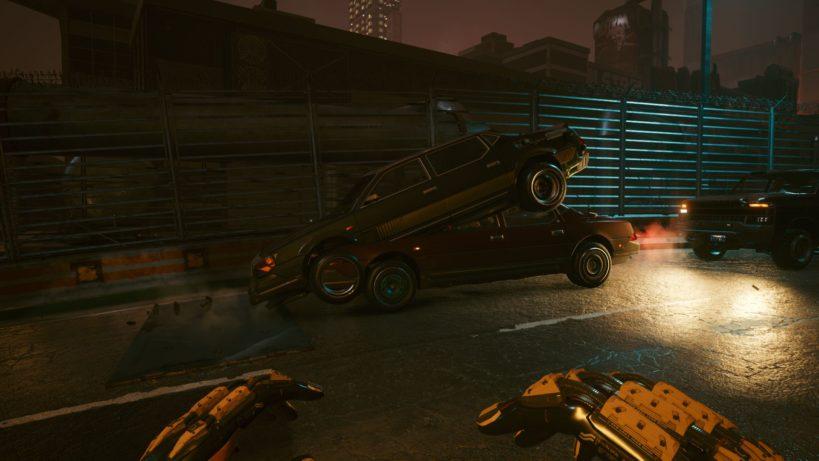 Cyberpunk 2077 - баги