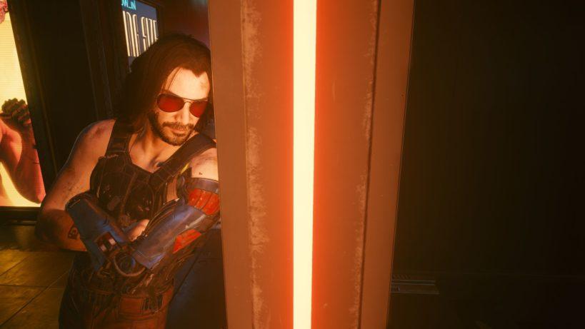 Cyberpunk 2077 - Джонни Сильверхенд (Киану Ривз)