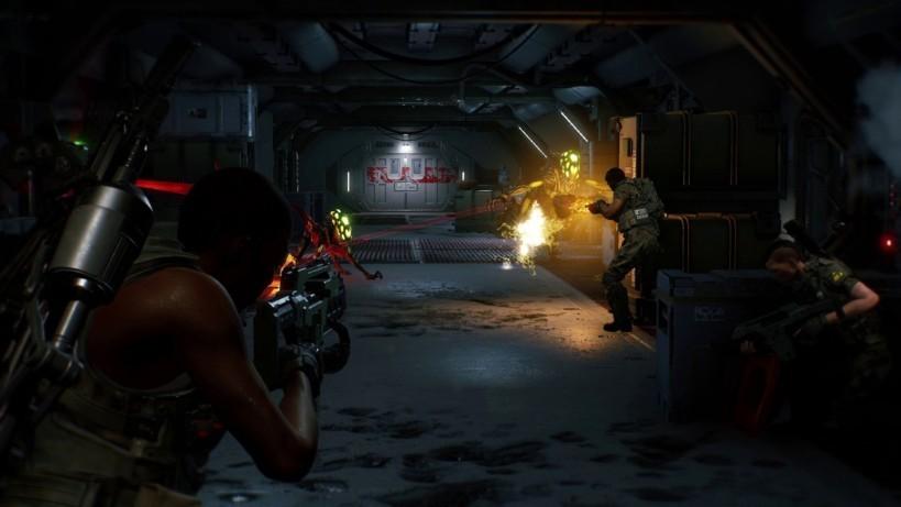 Aliens Fireteam (1)