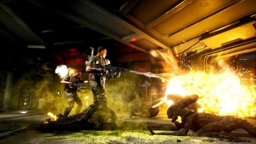 Aliens Fireteam (2)