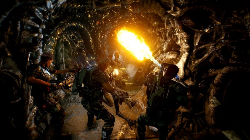 Aliens Fireteam (5)