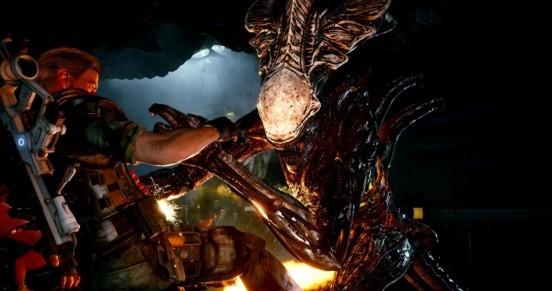 """Хвать за лицо! Aliens Fireteam - PvE шутер во вселенной """"Чужого"""""""