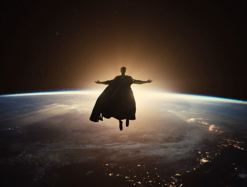 "Обзор фильма ""Лига справедливости Зака Снайдера"".Супермен."